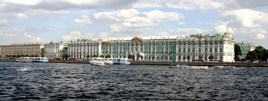 DISCOVER ST. PETERSBURG....admire the city from its best panoramic points